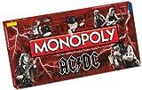 AC/DC Monopoly by Monopoly [Toy] (English Manual)