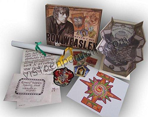 Caja de recuerdos de Ron WEasley