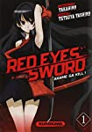 Red Eyes Sword - Akame Ga Kill ! Edition simple Tome 1