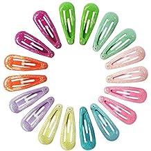 60e4eb589 sliv ERC freecolor 20 unidades Pasador de Pelo Pinza de pelo para niñas,  niños,