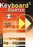 Keyboard-Starter - Mehrbändiger Keyboardkurs für den Selbstunterricht und für den Einsatz in Musikschulen: Keyboard-Starter, m - CD-Audio, Bd.1 - Norbert Opgenoorth, Jeromy Bessler