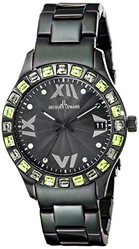 Jacques Lemans Rome 1-1517S Ladies Metal Bracelet Watch
