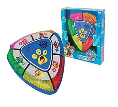 PAW PATROL Escudo Educativo Colores, Formas Y NUMEROS por Jugatoys