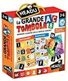 HEADU LA GRANDE TOMBOLA ABC