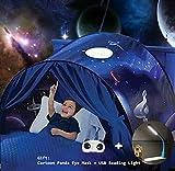 Tente de Rêve Tente de Lit Enfants Tente Playhouse de Tente Apparaitre Intérieure Enfant Jouer Tentes Cadeaux de Noël pour Enfants (Licorne)