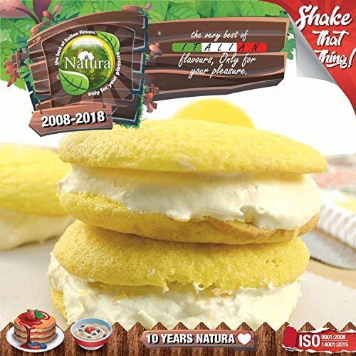 E LIQUID PARA VAPEAR - 100ml Lemon Biscuit Galletas