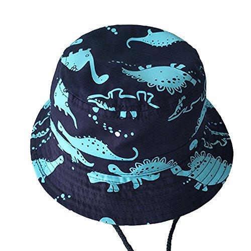 FULLANT Baby Hut Kinder Mütze Unisex Mädchen Jungen Baumwolle Sonnenhut Kids Mütze Sommer Kappe UV Schutz Sonnenschutz Babymütze