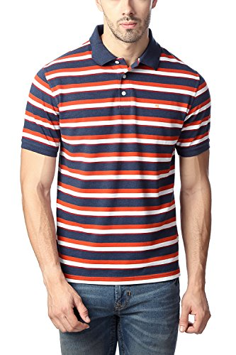 Peter England Multicoloured T Shirt  available at amazon for Rs.418