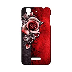 BLUEDIO Designer Printed Back case cover for Micromax Yu Yureka - G4291