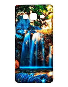 Crackndeal Back Cover for Samsung Tizen Z3