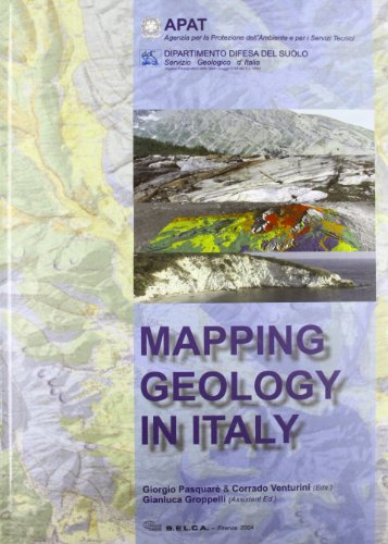 Mapping geology in Italy