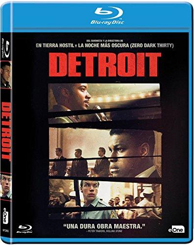 Detroit Blu-Ray [Blu-ray]