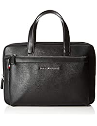 Tommy Hilfiger Downtown Slim Computer Bag - Black