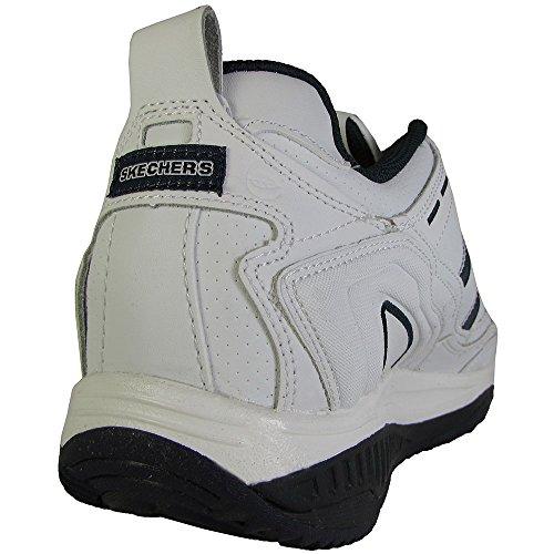 Uomo scarpa sportiva, colore Bianco , marca SKECHERS, modello Uomo Scarpa Sportiva SKECHERS SHAPE-UPS XT -EXTREME COMFOR Bianco Bianco