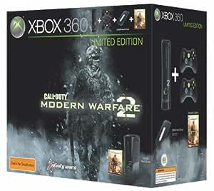 "Console Xbox 360 (250Go) - Edition Limitée ""Super Elite"" Call of Duty Modern Warfare 2"