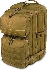 US Assault Pack Large, Rucksack, 50 Liter Farbe Coyote