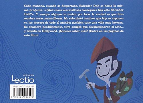 Dalí (Los más GRANDES para los más PEQUEÑOS)