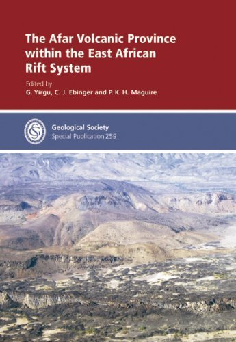 The Afar Volcanic Province Within The East African Rift System (Geological Society Special Publication) (No. 259) by C. J. Ebinger and P. K. H. Maguire, Editors G. Yirgu (2006) Hardcover par Editors G. Yirgu C. J. Ebinger and P. K. H. Maguire
