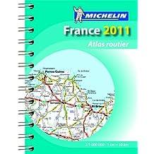 Mini Atlas France 2011 2011 (Michelin Tourist & Motoring Atlases) (Michelin Tourist and Motoring Atlases) by Michelin (2011-01-10)