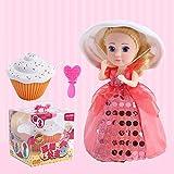 Vovotrade Coupe Cake Doll Play House Enfants Jouet Gateau Mini Surprise Poupee...
