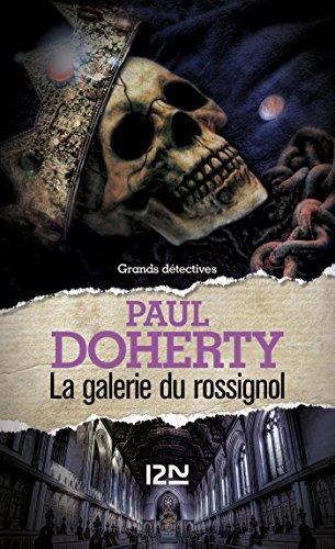 La galerie du rossignol (GRANDS DETECTIV t. 3167) par Paul DOHERTY