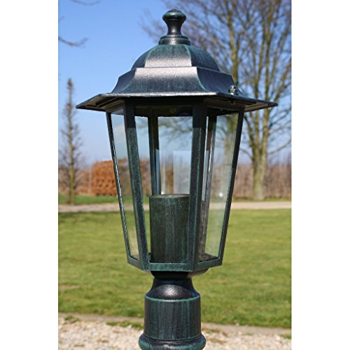 vidaXL Gartenlaterne 100 cm Paris 60 Watt -