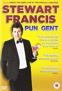 Stewart Francis - Pun Gent [DVD]
