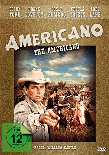 Americano (Western Filmjuwelen)