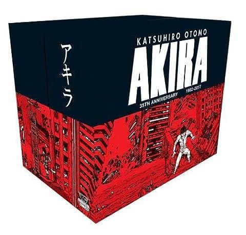 Katsuhiro Otomo - Akira 35th Anniversary Box