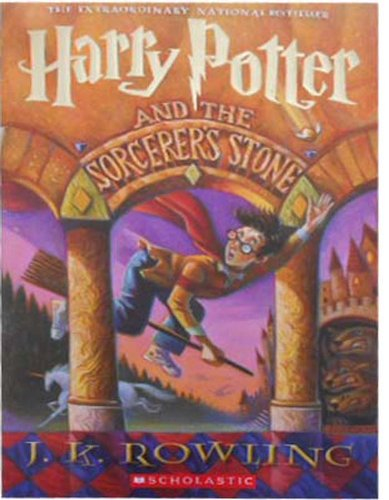 Harry Potter Book Year Released ~ Harry potter and the sorcerer s stone potters