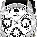 Reloj Lotus 15947/a Cadete NiÑo Multifuncion de Lotus Relojes