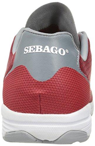 Sport Red Grey Textile Cyphon Sea Textile Red Men Grey Sebago B821006 HqEZ8xwnI