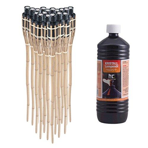 ectxo-18x-torche-en-bambou-torche-de-jardin-bambou-torches-de-jardin-flambeaux-90cm-avec-1l-huile-ho