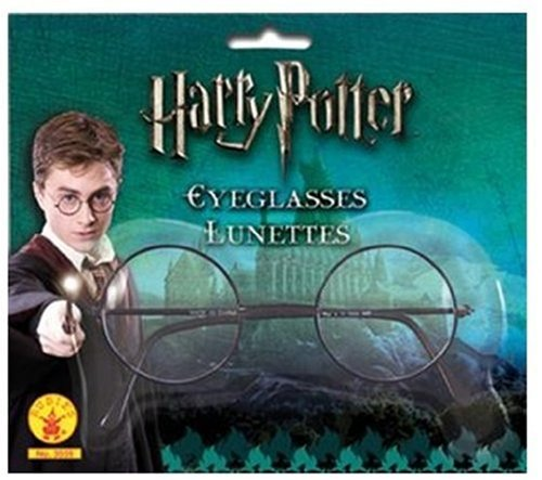 Potter Brille (Harry Potter Zauberstab Und Brille)