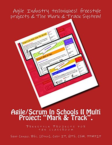 Agile/Scrum In Schools II Multi Project: