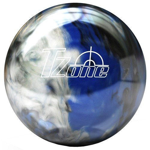 Brunswick T-Zone Indigo Swirl Bowling Ball by Brunswick
