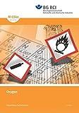 M 034e Oxgen (BGI 617 e), engl. Fassung von M 034: Harzadous Substances (M-Reihe - Reihe Gefahrstoffe)