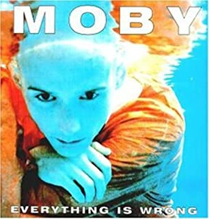 Everything Is Wrong [Vinyl LP] by Moby (B00004WS7N) | Amazon Products