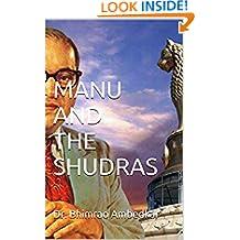 MANU AND THE SHUDRAS