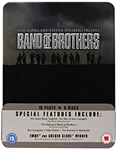 Band Of Brothers: Complete HBO Series [DVD] [2001]