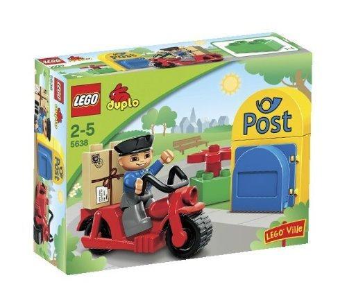 LEGO Duplo Legoville Postman (5638) by LEGO