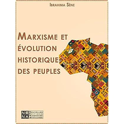 Marxisme et évolution historique des peuples (Alter développement)