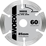 WORX WA5038  WORXSAW 85 mm Diamond Blade