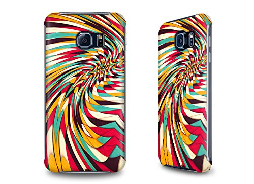 Hülle / Case für das Samsung Galaxy S6 Edge mit Designer Motiv - ''Vanishing Point'' von Danny Ivan (Vanishing Edge)