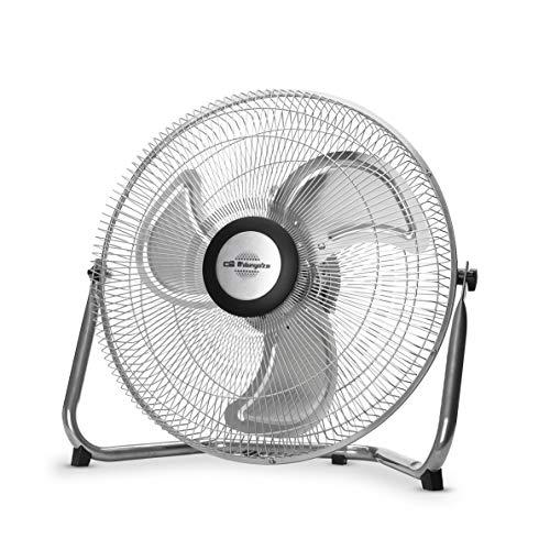Orbegozo PW 1240 - Ventilador industrial Power Fan con inclinación regulable, aspas metálicas de 40...