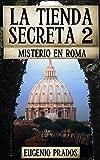 Image de LA TIENDA SECRETA 2: MISTERIO EN ROMA (Ana Fauré)