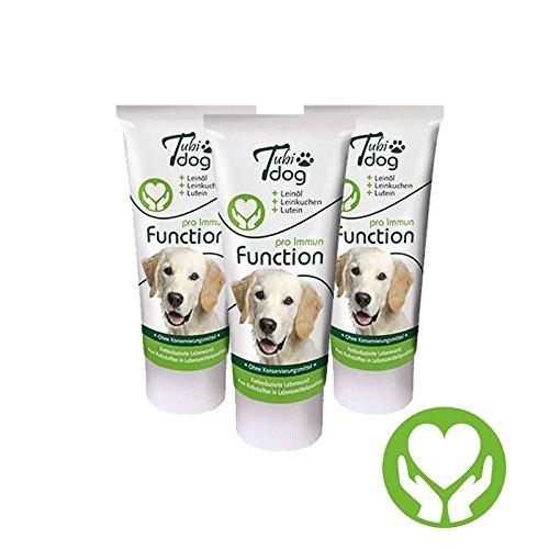Tubi Dog Tubidog Pro Immun Function Lot de 3 tubes de friandises pour chien