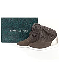EMU Emu-w11071-chocoral - Botas de Piel para mujer marrón marrón