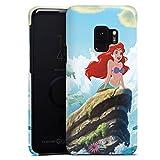 DeinDesign Samsung Galaxy S9 Hülle Premium Case Cover Disney Arielle Die Meerjungfrau Geschenke Merchandise