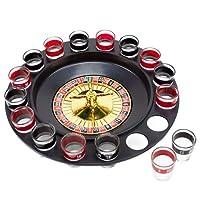 Prenez votre parti au prochain niveau avec ce jeu de roulette potable. Le classique jeu de roulette prend une drôle lorsqu'il est combiné avec l'excitation des jeux de casino et potable à domicile. Pour jouer, il suffit de sélectionner le verre à liq...